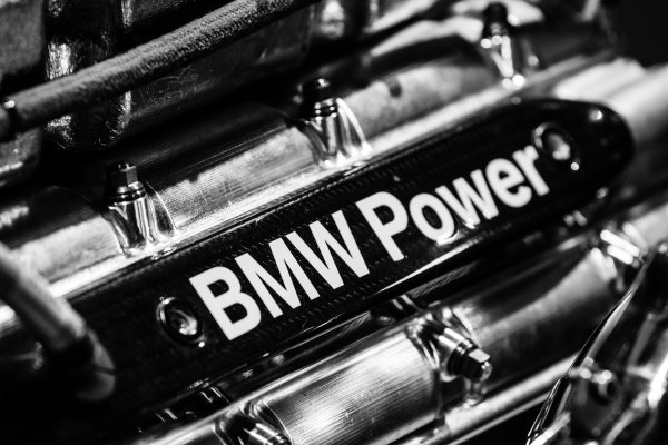 2005 BMW P84/5 Formula One engine