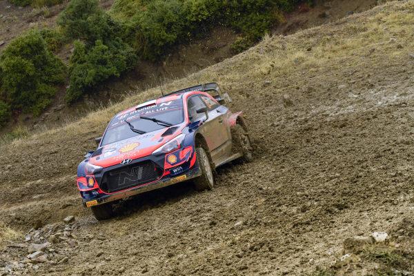Ott Tänak (EST), Hyundai World Rally Team, Hyundai i20 Coupe WRC 2021