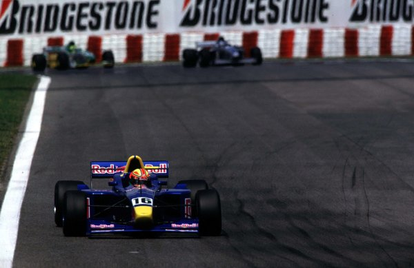 2000 International F3000.