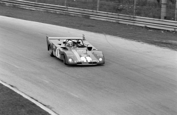 Jacky Ickx / Clay Regazzoni, Spa Ferrari SEFAC, Ferrari 312 PB.
