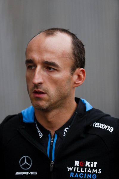 Robert Kubica, Williams Racing