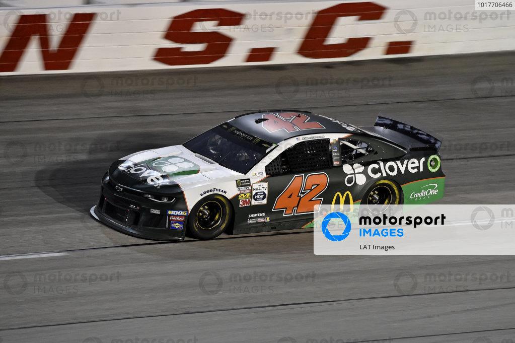 #42: Kyle Larson, Chip Ganassi Racing, Chevrolet Camaro Clover