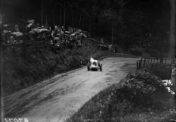 FJ Fielding, Bugatti Type 37.