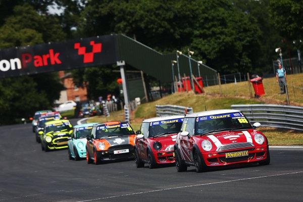 Matthew Hammond - EXCELR8 Motorsport MINI