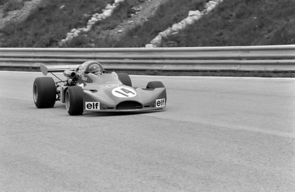 Patrick Depailler, Elf 2 (Alpine A367) Ford BDA/Hart.