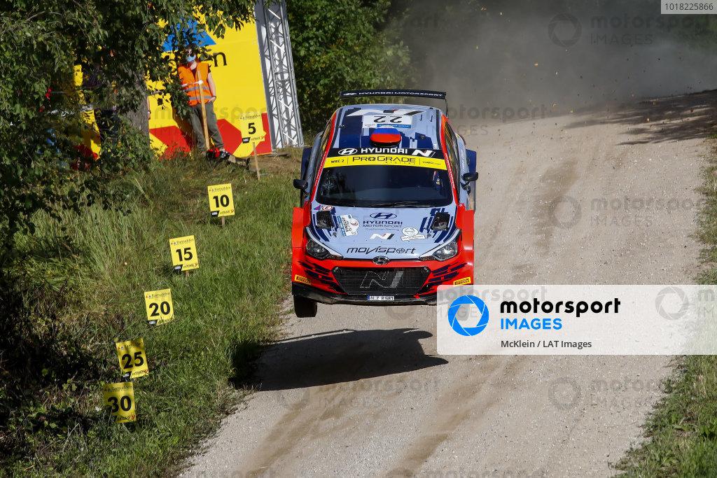 Nikolay Grayzin (RUS), Hyundai Motorsport N, Hyundai R5 i20