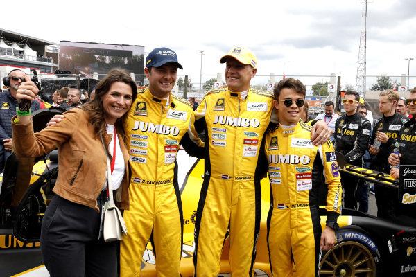 #29 Racing Team Nederland Dallara P217: Frits van Eerd, Giedo van der Garde, Nyck de Vries.