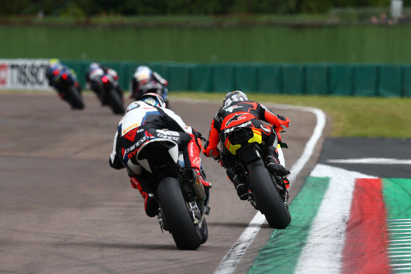 Tommy Bridewell, Tom Sykes, BMW Motorrad WorldSBK Team, World SBK.