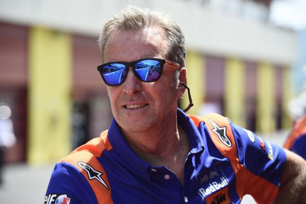 Herv? Poncharal, Red Bull KTM Tech 3.