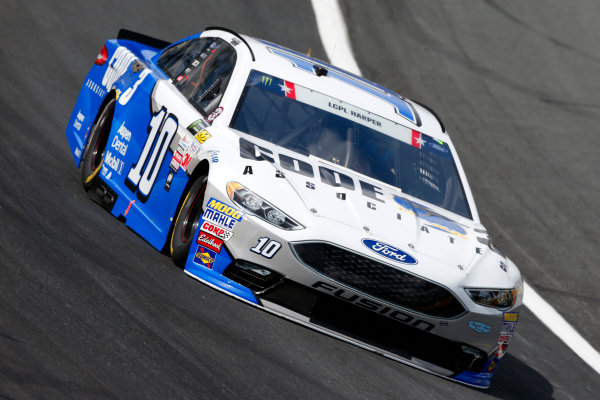 Monster Energy NASCAR Cup Series Coca-Cola 600 Charlotte Motor Speedway, Concord, NC USA Thursday 25 May 2017 Danica Patrick, Stewart-Haas Racing, Code 3 Associates Ford Fusion World Copyright: Lesley Ann Miller LAT Images