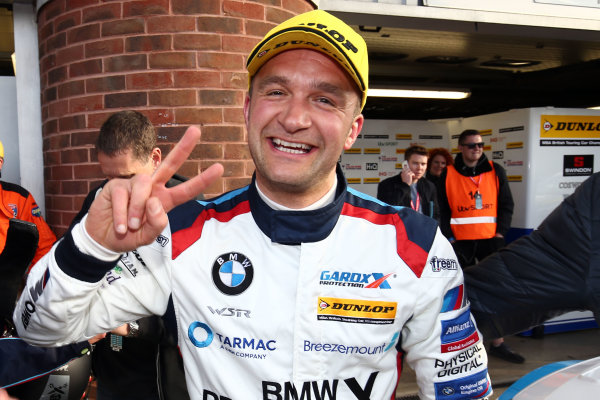 2016 British Touring Car Championship, Brands Hatch, 1st-2nd April 2017, Colin Turkington (GBR) Team BMW BMW 125i M Sport World copyright. JEP/LAT Images