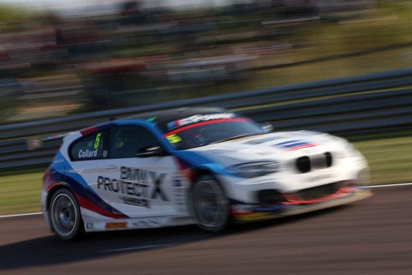 2017 British Touring Car Championship, Thruxton, 6th-7th May 2017,  Robert Collard (GBR) Team BMW BMW 125i M Sport World copyright. JEP/LAT Images