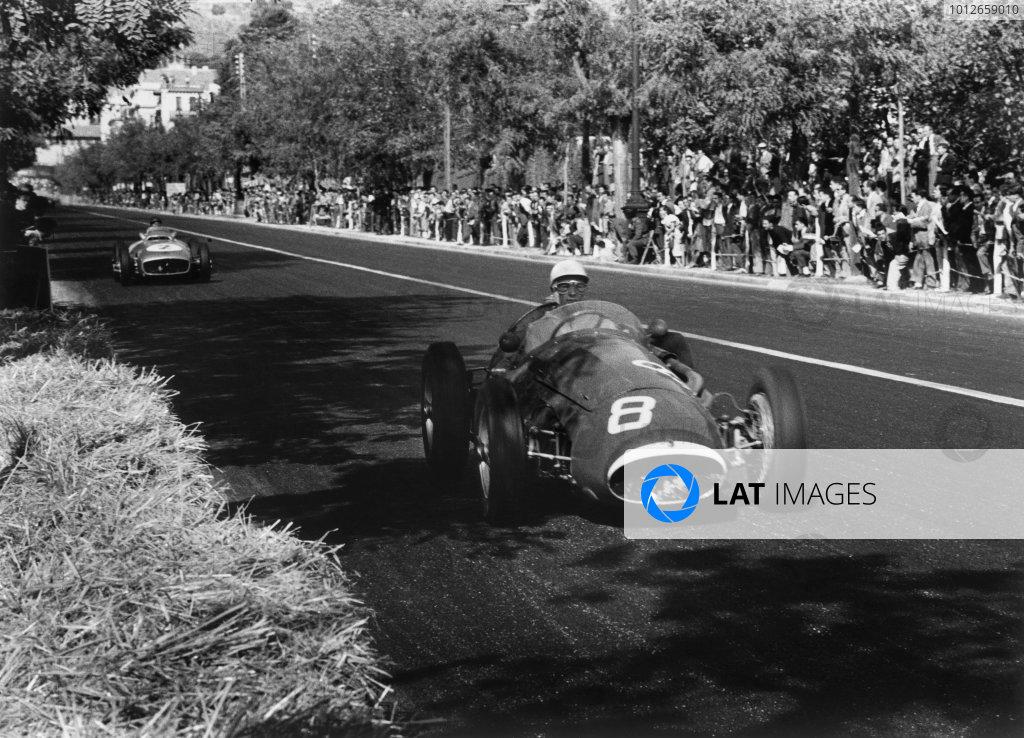 1954 Spanish Grand Prix.