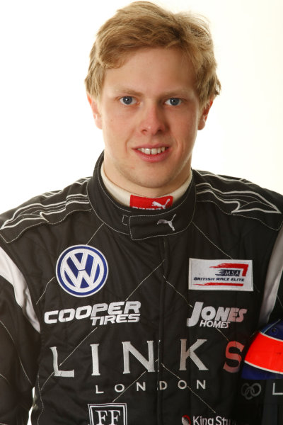 Media Day, Silverstone 31st March,Henry Arundel (GBR) - Carlin Motorsport Dallara VolkswagenWorld Copyright: Ebrey/LAT Photographic