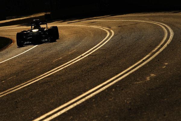 Nico Hulkenberg (GER) Force India VJM07. Formula One World Championship, Rd1, Australian Grand Prix, Practice, Albert Park, Melbourne, Australia, Friday 14 March 2014. BEST IMAGE