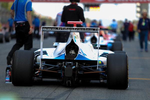 2013 GP3 Series. Round 1.  Circuit de Catalunya, Barcelona, Spain.  12th May Sunday Race 02 Emanuele Zonzini (  Portrait  World Copyright: Malcolm Griffiths/GP3 Media Service.  Ref: Digital ImageC76D5684.JPG