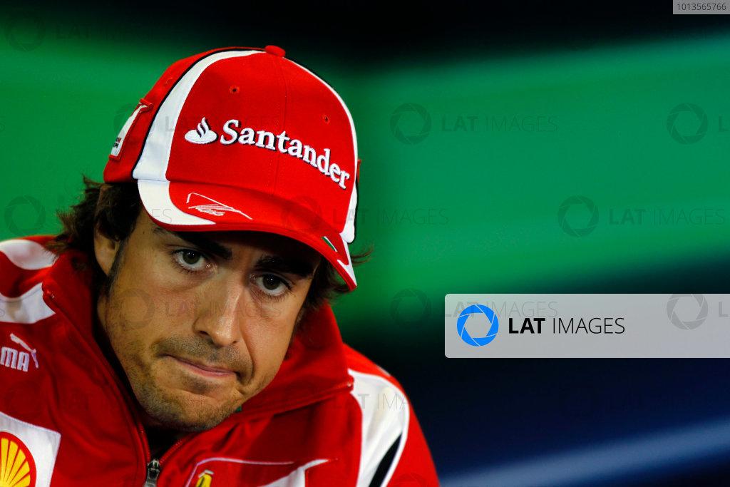 Albert Park, Melbourne, Australia24th March 2011.Fernando Alonso, Ferrari 150Â¡ Italia.World Copyright: Andrew Ferraro/LAT Photographicref: Digital Image _Q0C6930