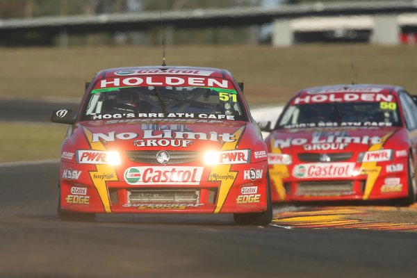 2006 Australian V8 SupercarsOran Park, Australia. 13th August 2006Cameron McConville (Super Cheap Auto Racing Holden Commodore VZ). Action.World Copyright: Mark Horsburgh / LAT Photographicref: Digital Image McConville-RD7-06-2062
