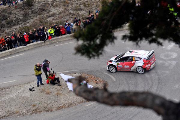 Round 01-Rally Monte Carlo 17-22 January 2012. Evgeny Novikov, Ford WRC, ActionWorldwide Copyright: McKlein/LAT
