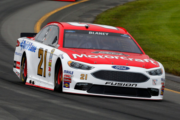 3-5 June, 2016, Long Pond, Pennsylvania USA Ryan Blaney ?2016, Russell LaBounty LAT Photo USA