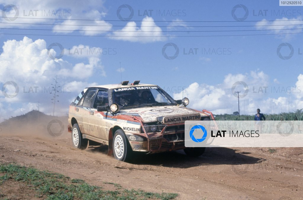 1988 World Rally Championship.