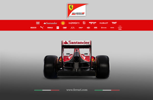 Ferrari F14 T Online Launch Images 25 January 2014 Photo: Ferrari (Copyright Free FOR EDITORIAL USE ONLY) ref: Digital Image 140005eve