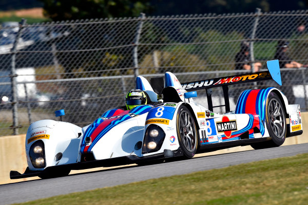 1-4 October, 2014, Braselton, Georgia USA 8, Chevrolet, ORECA FLM09, PC, Mirco Schultis, Renger van der Zande, Alex Popow ?2014, Nigel Kinrade LAT Photo USA
