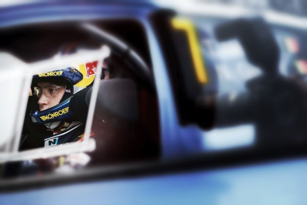 www.sutton-images.com -  Thierry Neuville (BEL) / Nicolas Gilsoul (BEL) Hyundai i20 WRC at the FIA World Rally Championship, Rd1, Rally Monte Carlo, Preparations and Shakedown, Monte Carlo, 22 January 2015. Photo Sutton Images