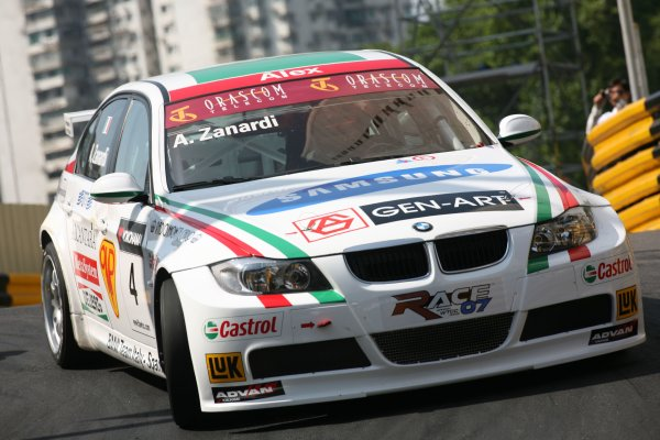 2007 World Touring Car Championship