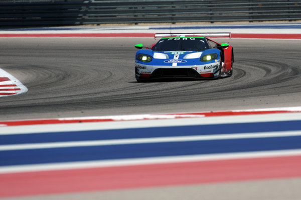 2017 FIA World Endurance Championship, COTA, Austin, Texas, USA. 14th-16th September 2017, #66 Ford Chip Ganassi Team UK  Ford GT: Stefan Mucke, Olivier Pla,   World Copyright. May/JEP/LAT Images