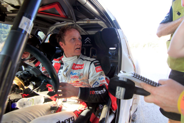 Round 07 Acropolis Rally. 16th - 19th June 2011.Petter Solberg, Citroen WRC, Portrait.Worldwide Copyright: McKlein/LAT