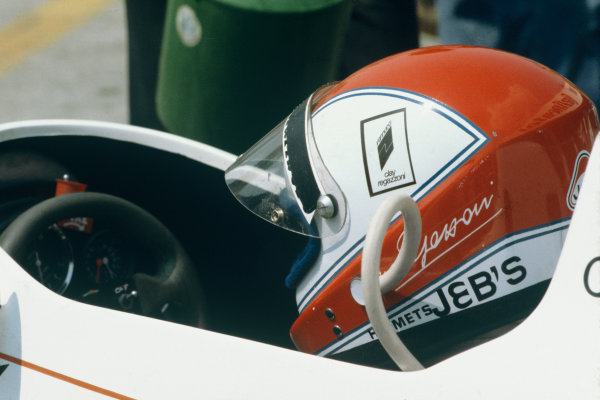 Hockenheim, Germany. 27-29 July 1979.