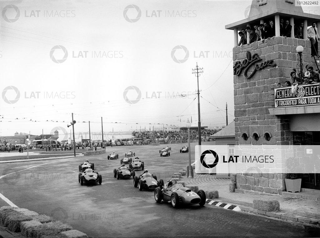 1958 Portuguese Grand Prix.