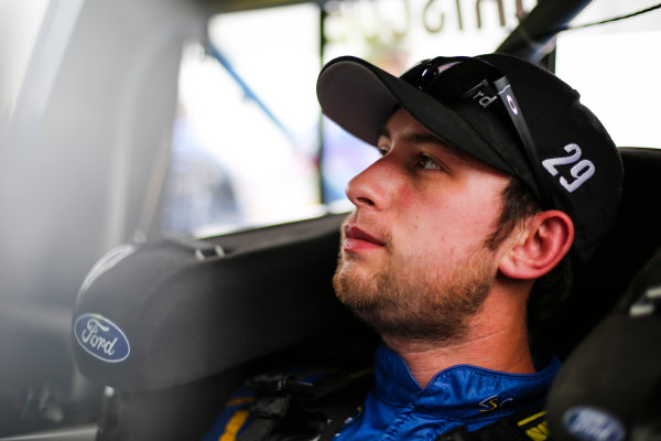 NASCAR Camping World Truck Series Buckle Up In Your Truck 225 Kentucky Speedway, Sparta, KY USA Wednesday 5 July 2017 Chase Briscoe, Cooper Standard Ford F150 World Copyright: Barry Cantrell LAT Images