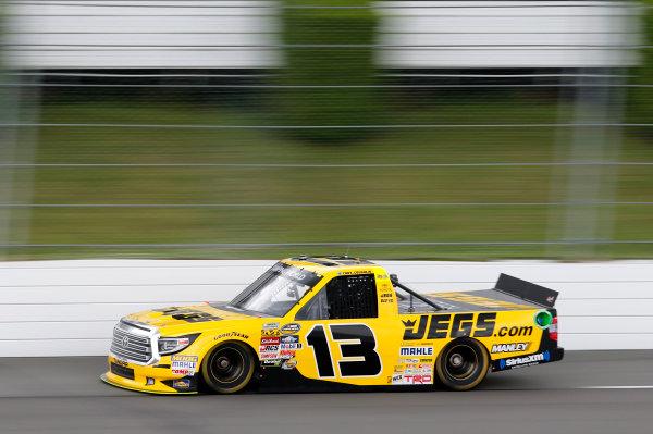 NASCAR Camping World Truck Series Overton's 150 Pocono Raceway, Long Pond, PA USA Friday 28 July 2017 Cody Coughlin, JEGS Toyota Tundra World Copyright: Matthew T. Thacker LAT Images
