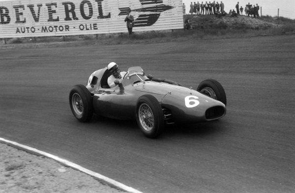 Eugenio Castellotti, Ferrari 555.