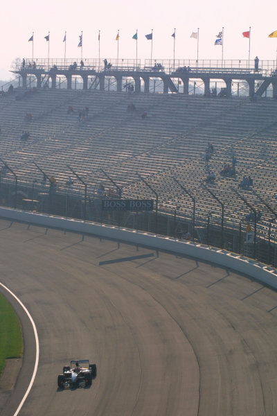 2002 American Grand Prix.Indianapolis, Indiana, USA. 27-29 September 2002.Alex Yoong (Minardi PS02 Asiatech).World Copyright - LAT Photographicref: Digital File Only