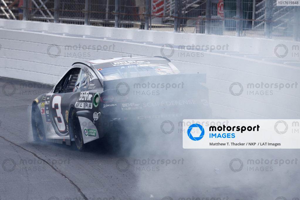 #3: Austin Dillon, Richard Childress Racing, Chevrolet Camaro BEHR ULTRA