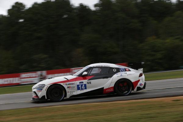 #14: Riley Motorsports Toyota Supra GT4, GS: Javier Quiros, Milo Valverde