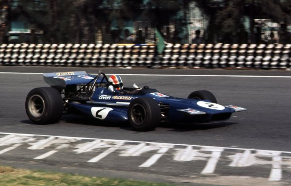 1970 Mexican Grand Prix.Mexico City, Mexico.23-25 October 1970.Francois Cevert (March 701 Ford).Ref-70 MEX 20.World Copyright - LAT Photographic
