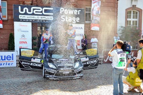 Round 11-Rallye de France. 29/9-02/10 2011.Jari-Matti Latvala, Ford WRC, Portrait.Worldwide Copyright: McKlein/LAT