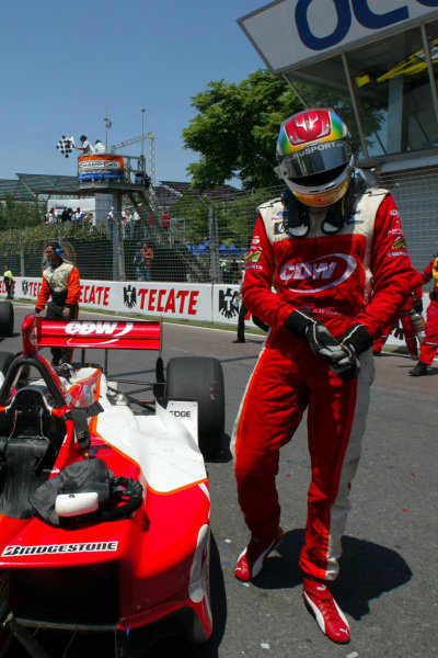 Justin Wilson (GBR), RuSPORT, finished second.