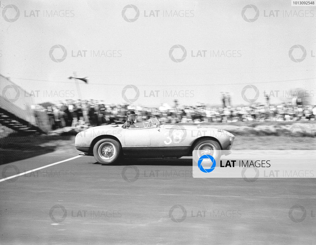 1950s Sports Car race.