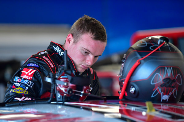 NASCAR Xfinity Series PowerShares QQQ 300 Daytona International Speedway, Daytona Beach, FL USA Friday 16 February 2018 Cole Custer, Stewart-Haas Racing with Biagi-Denbeste Racing, Haas Automation Ford Mustang World Copyright: Logan Whitton LAT Images