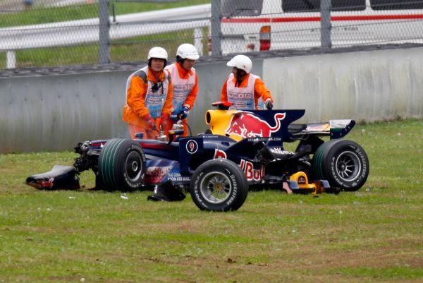 A look back at Formula 1's visit to Japan 10 years ago