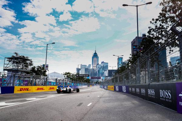 2017/2018 FIA Formula E Championship. Round 1 - Hong Kong, China. Saturday 02 December 2017. Maro Engel (GER), Venturi Formula E, Venturi VM200-FE-03. Photo: Sam Bloxham/LAT/Formula E ref: Digital Image _J6I4291