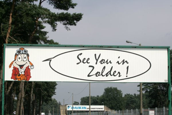 2007 Zandvoort Masters of Formula Three.Zolder, Belgium. 4th and 5th August 2007.A view of Circuit ZolderWorld Copyright: Hoyer/Ebrey/LAT Photographic