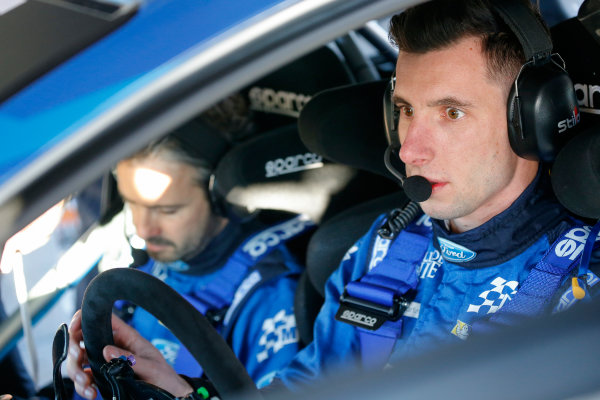 2016 World Rally Championship, Round 01, Rally Monte Carlo, 21st - 24th January, 2016 Eric Camilli, Ford, portrait  Worldwide Copyright: McKlein/LAT