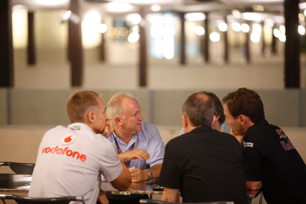 Yas Marina Circuit, Abu Dhabi, United Arab Emirates