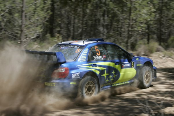 2005 FIA World Rally Champs. Round Sixteen, 